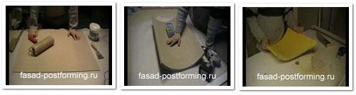 Изготовление мебельных фасадов «постформинг»