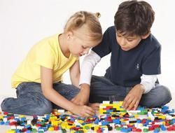 Открытие детских курсов LEGO
