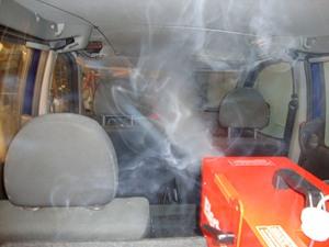 Ароматизация и устранение запаха в автомобиле
