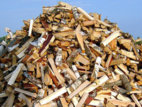 Изготовление брендовых дров