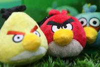 Аттракцион нового времени Angry Birds