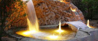 Строительство фонтанов: что о нем нужно знать