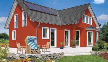 Подбор фасада дома по цветовой гамме — удачные сочетания оттенков