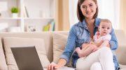 Бизнес для молодых мам