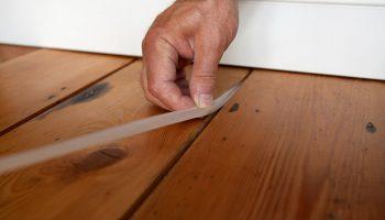 Как устранить скрип пола своими руками