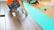 Как настелить деревянные полы не допуская проколов