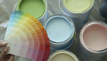 Рассмотрим виды красок для любой поверхности и работ