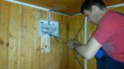 Частые ошибки во время монтажа проводки в доме