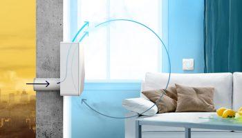 Как уберечь тепло в доме и обеспечить свежесть воздуха