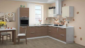 Самые сочные цветовые комбинации для кухни в доме