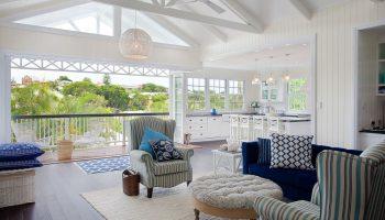 Стиль хэмптонс – приморская элегантность в вашем доме