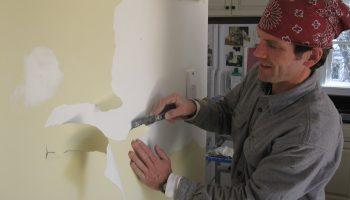 Как самостоятельно устранить распространенные дефекты окрашенных поверхностей