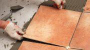 Как правильно удалить старую плитку
