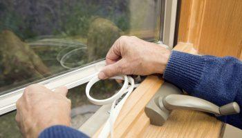 Утепление деревянного окна: как самому установить пазовый уплотнитель