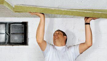 Шумоизоляция стен в квартире минеральной ватой