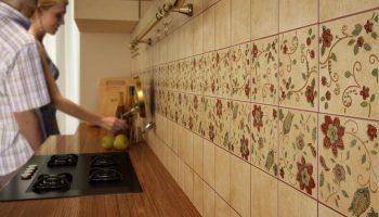 Как выбирать лучшую плитку для облицовочных работ на кухне по выгодной цене