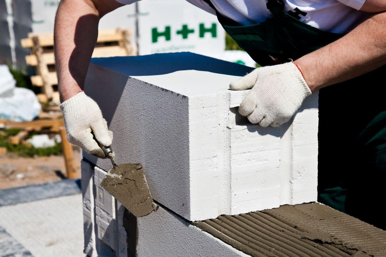 газобетонные блоки область применения