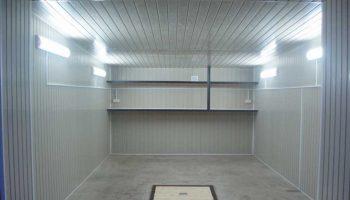 Как не дорого утеплить капитальный гараж