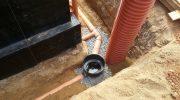 Что может случиться с фундаментом дома если будет сделан некачественный дренаж