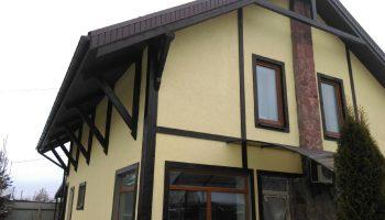 Что такое мокрый фасад при отделке дома