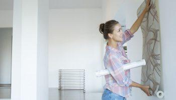 Как подготовить стены к поклейке обоев самостоятельно