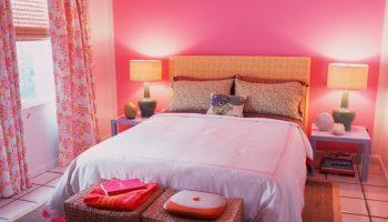 Какое сочетание цветов в спальне — плохо влияют на сон