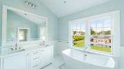 Благоприятный цвет для ванной — какой он