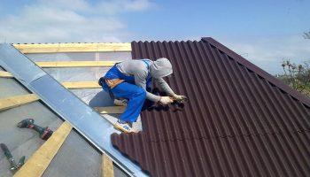 Чем профнастил выгоднее рубироида для крыши