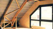 В чем недостатки ломаной формы мансардной крыши