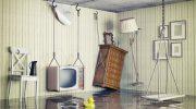 Без каких действий не обойтись если квартиру затопило — ремонт после потопа