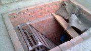 Как выкопать погреб в гараже своими руками
