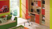 Выбор универсальной стенки в детскую комнату