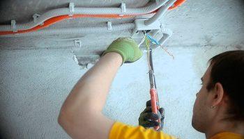 Как смонтировать электропроводку без неприятных последствий