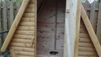 Частые ошибки во время строительства дачного туалета