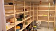 Кладовка на даче — бесполезное помещение или необходимость