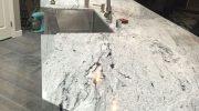 Как самостоятельно исправить небольшие сколы гранитной столешницы