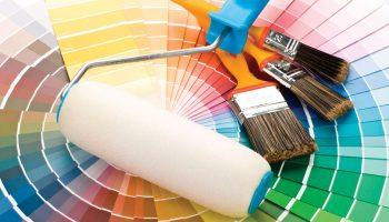 Почему нельзя всю квартиру покрасить одним типом краски