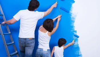 Как научиться идеально красить стены даже без опыта
