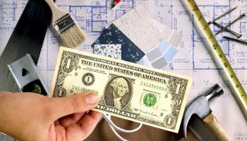 Во что обходится хозяевам квартиры экономия на отделочных материалах