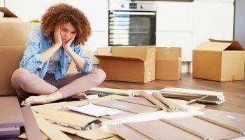 5 причин вызвать на сборку мебели профессионала