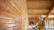 Можно ли построить пожаробезопасный дом полностью из дерева
