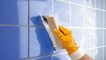 Как выбирать плиточную затирку для часто пачкающихся поверхностей