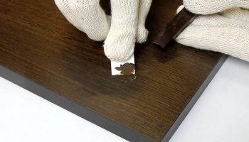 Какие дефекты ламината можно устранить своими руками