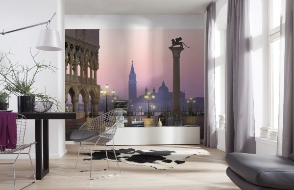 Декор стен фотопечатью
