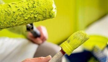 Какая краска самая лучшая для помещений с высокой влажностью