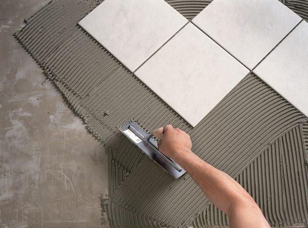 что прочнее плиточный клей или цементный раствор