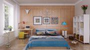 Полезные советы при оформлении спальной комнаты