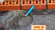 Какой раствор для строительства считается самым крепким и долговечным