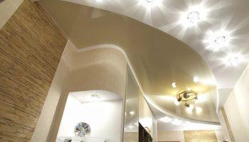Чем грозит ошибка при установке светильника под натяжной потолок