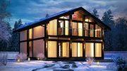 Почему фахверковые дома считают самыми холодными